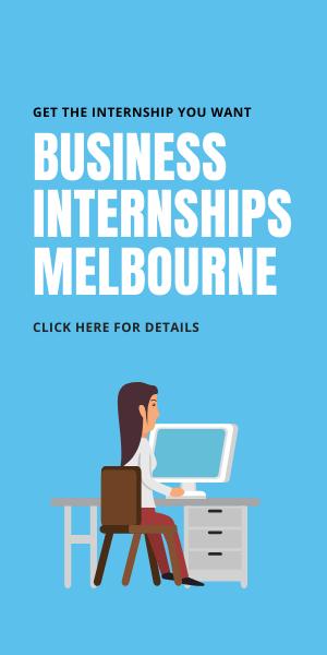 Internships Melbourne